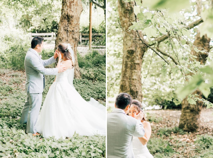 Romantic Garden Wedding | Pickering Barn | Seattle Wedding Photographer Something Minted