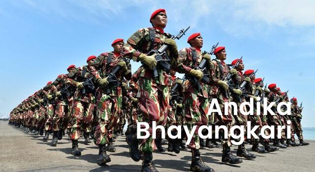 Lirik Lagu Andika Bhayangkari