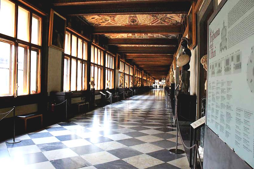 Galleria degli Uffizi we Florencji