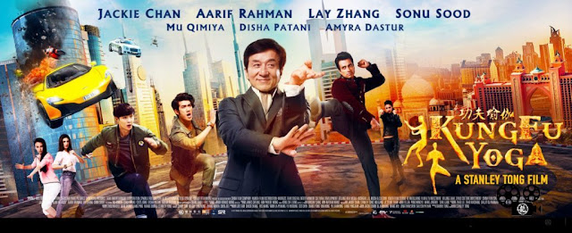 Kung Fu Yoga Movie Review Rating