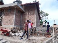 Bantu Pembangunan Musholla di Garuntang Bandar Lampung