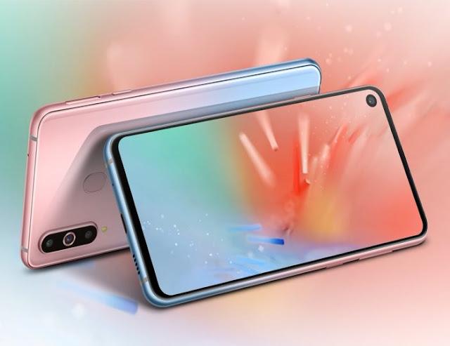Samsung Galaxy A8s Edisi Unicorn