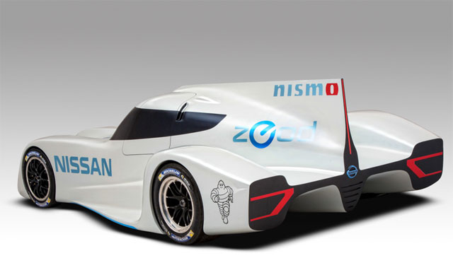 Nissan Unviels Zeod Rc The Worlds Fastest Electric Car Nexpected Reporting Future Science Technology