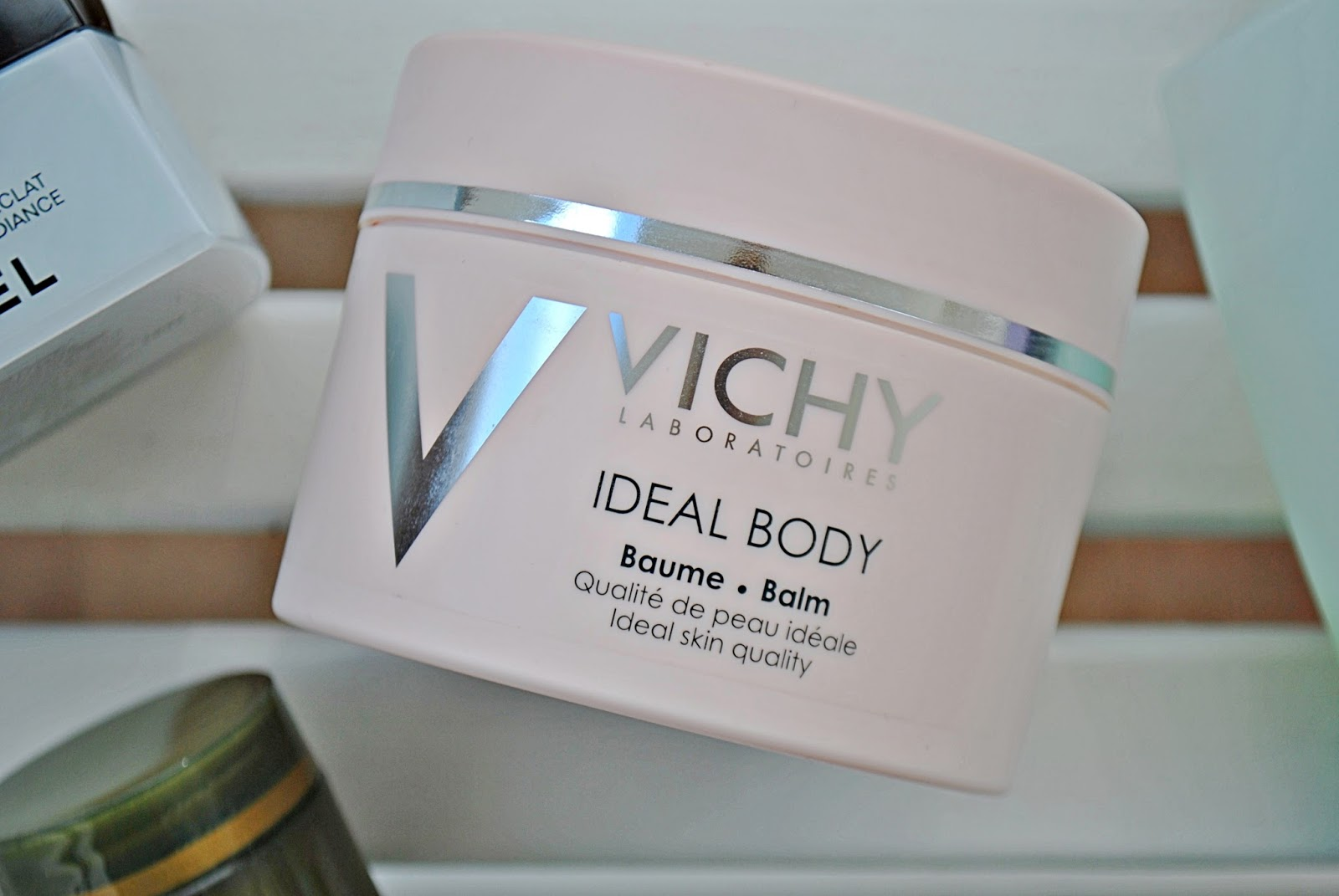 Vichy Ideal Body - balsam do ciała