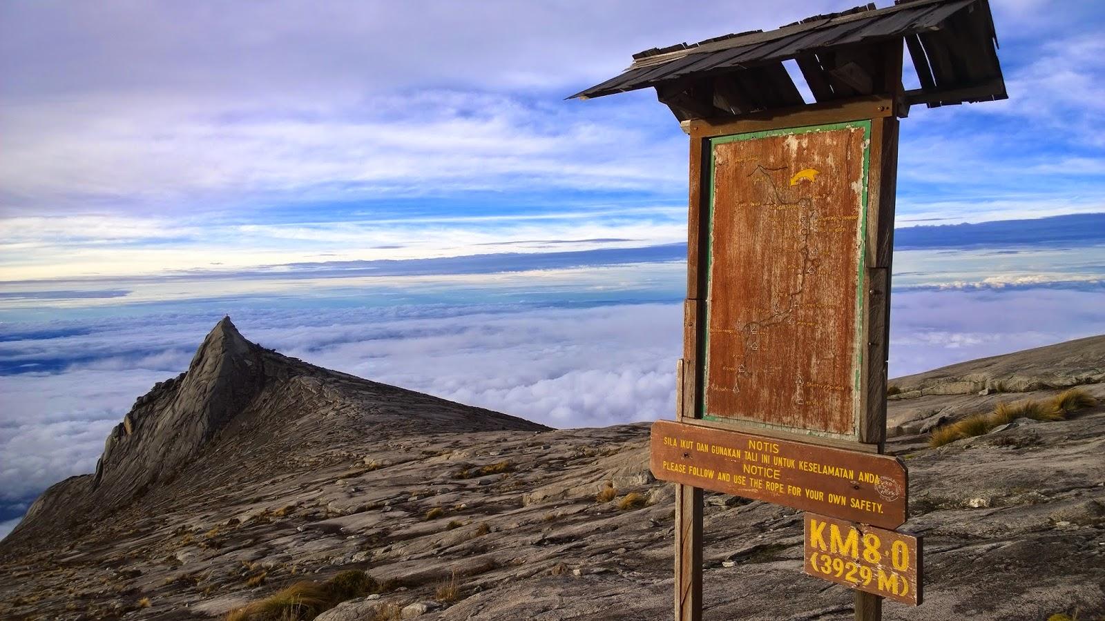 Gunung tertinggi di kalimantan