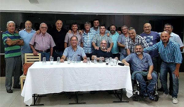 La nueva Comisión Directiva de Universitario RC de Salta