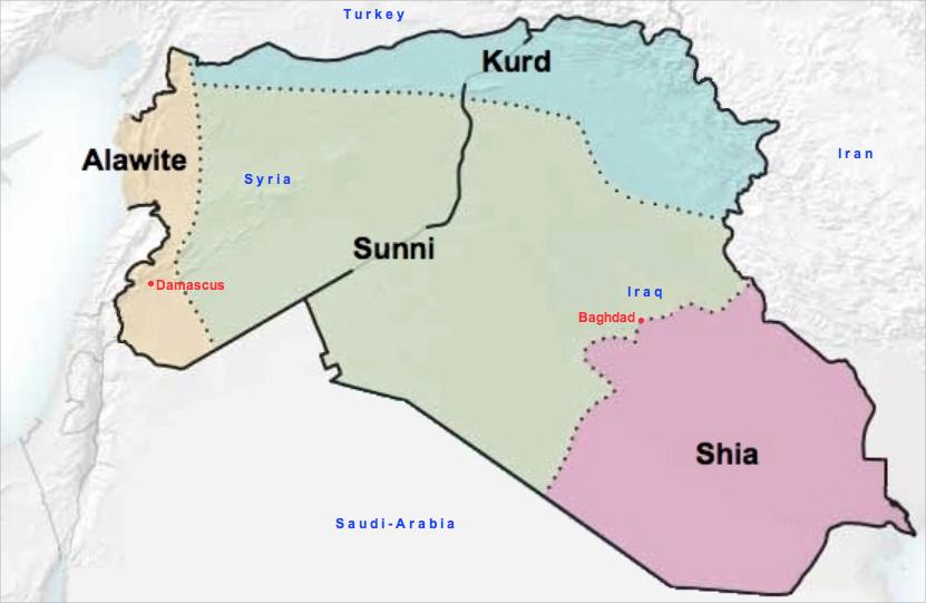 Tywkiwdbi Tai Wiki Widbee The Sykes Picot Agreement Has Modern