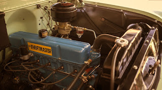 1956 Chevrolet Series 3100 Pickup Engine 01