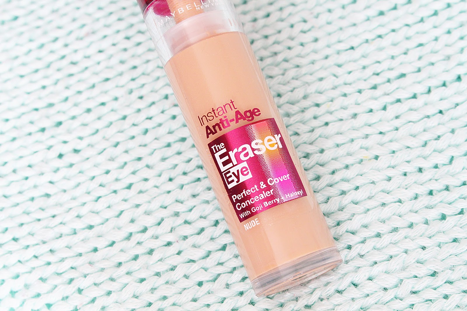 Maybelline Eraser Eye Concealer Blog Review 2015