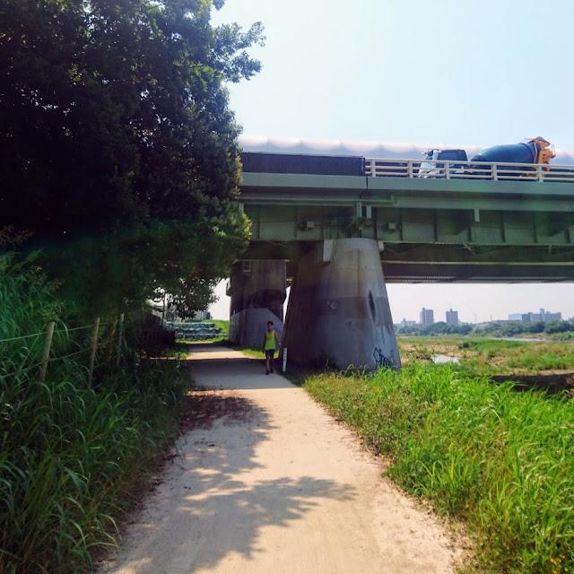 多摩川 国道246号