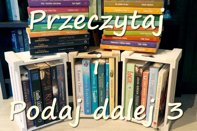 #przeczytajipodajdalej3, czyli Wielka Wymiana Książkowa po raz trzeci!