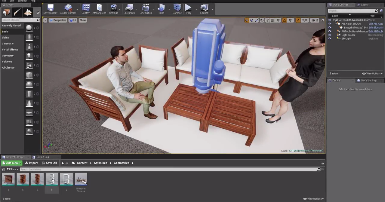 Unknit for Unreal Engine and 3ds Max - Plugins Reviews and Download