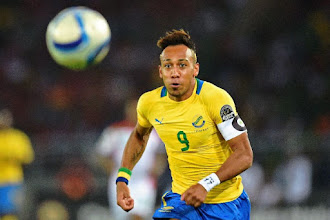AFCON 2017: Aubameyang leads charge for Gabon