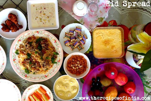 eid menu