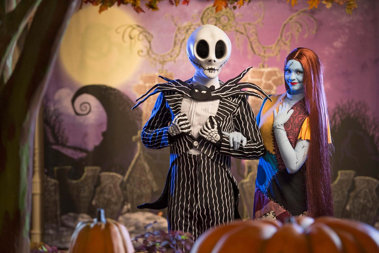 Welcome to MikeandTheMouse: Happy Haunts Delight During Mickey's ...