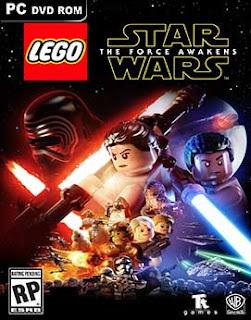 غلاف لعبة ليغو حرب النجوم و استيقاظ القوة