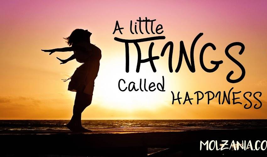 5 Hal Kecil yang Membahagiakan