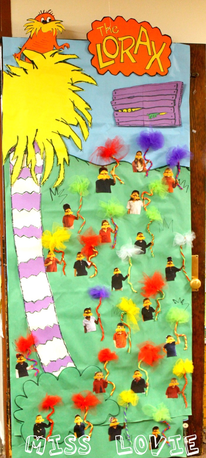 Miss Lovie: Truffula Tree Kids Craft Tutorial and The ...