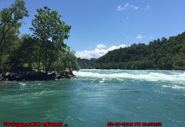 USA White Water Jet boat Ride