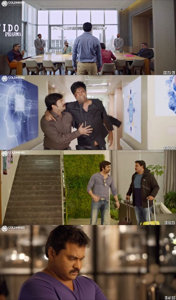 Amar Akbar Anthony 2019 Hindi Dubbed 720p 480p Full Movie Download