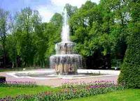 Петродворец фонтаны