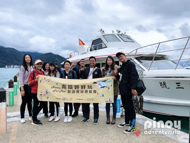 TAIWAN ITINERARY TRAVEL GUIDE 2019 NANTOU FUN PASS