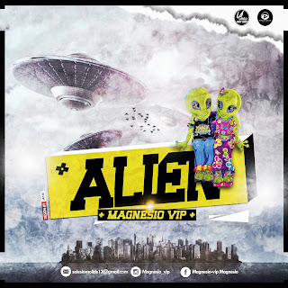 Magnesio Vip - Alien (EP)