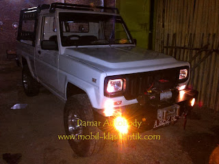 gambar taft hiline pick up modifikasi