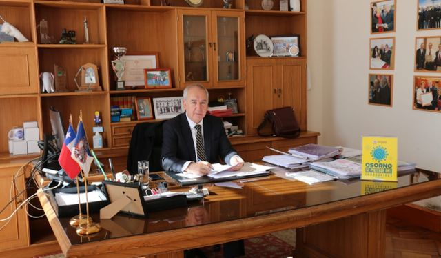 Osorno: Alcalde Bertín solicita recursos a Intendente de Los Lagos