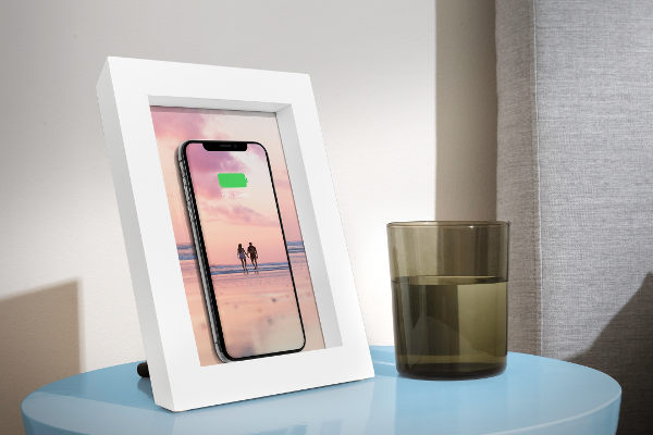 Twelve South launches PowerPic, A photo frame with 10W Qi wireless charger