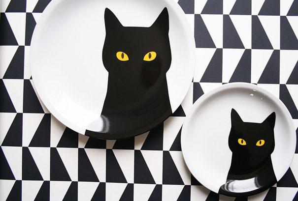Cat Plates