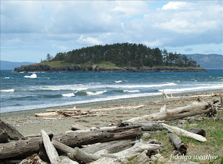 Deception Island and West Beach, Deception Pass State Park