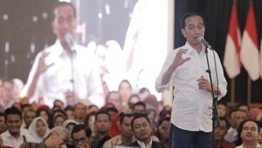 Jokowi Sindir Prabowo: Jika Ingin Kembalikan Konsesi, Saya Tunggu Sekarang!