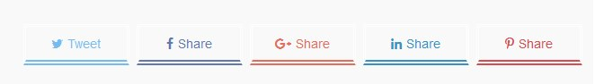 Widget Like Share hiệu ứng đẹp cho blogspot