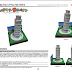 """Construyendo en Papel """"La Torre de Pisa"""""""