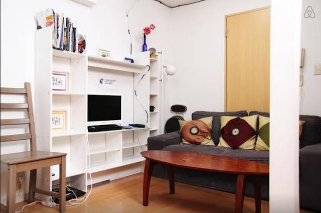 Hotel Review: Tokyo, Japan through Airbnb