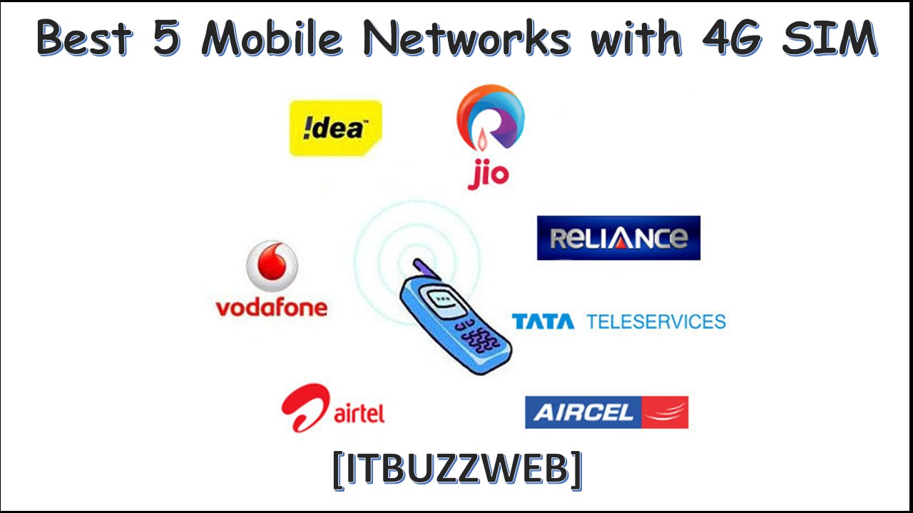 Best mobile phone network in my area