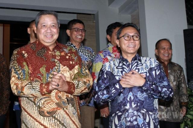 PAN, Demokrat, Gerindra, dan PKS Segera Gelar Pertemuan
