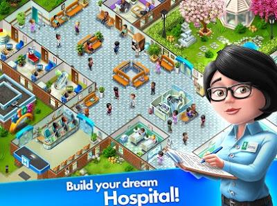 My Hospital Mod Apk v1.1.26 (Unlimited Money) Terbaru