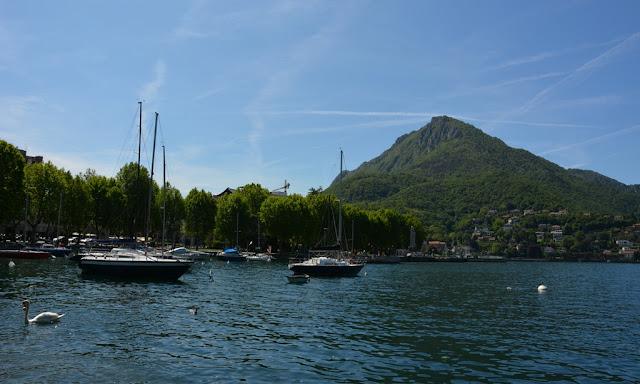 Lecco sailing