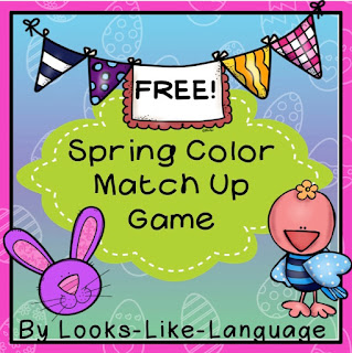 FREE open ended game packet from Looks-Like-Language