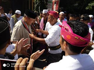 Massa Berduyun-duyun hadiri Silaturahmi HBK dengan Tim Pemenangan Lalu Sudiwangse