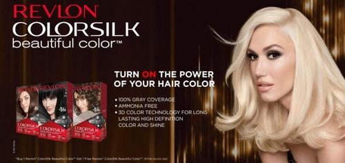 Thuốc nhuộm tóc Revlon ColorSilk mã màu 32 hàng Mỹ xách tay www.huynhgia.biz