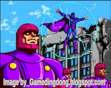 games ding dong petualangan X-Men