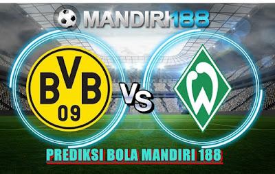 AGEN BOLA - Prediksi Pertandingan Borussia Dortmund vs Werder Bremen 20 Mei 2017