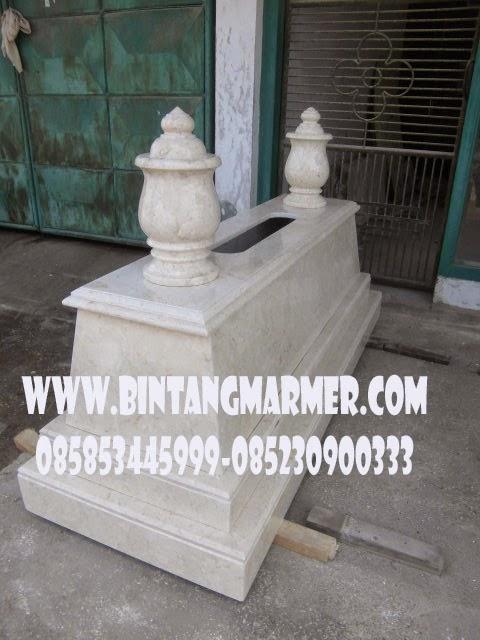 Makam Marmer Model Mataram