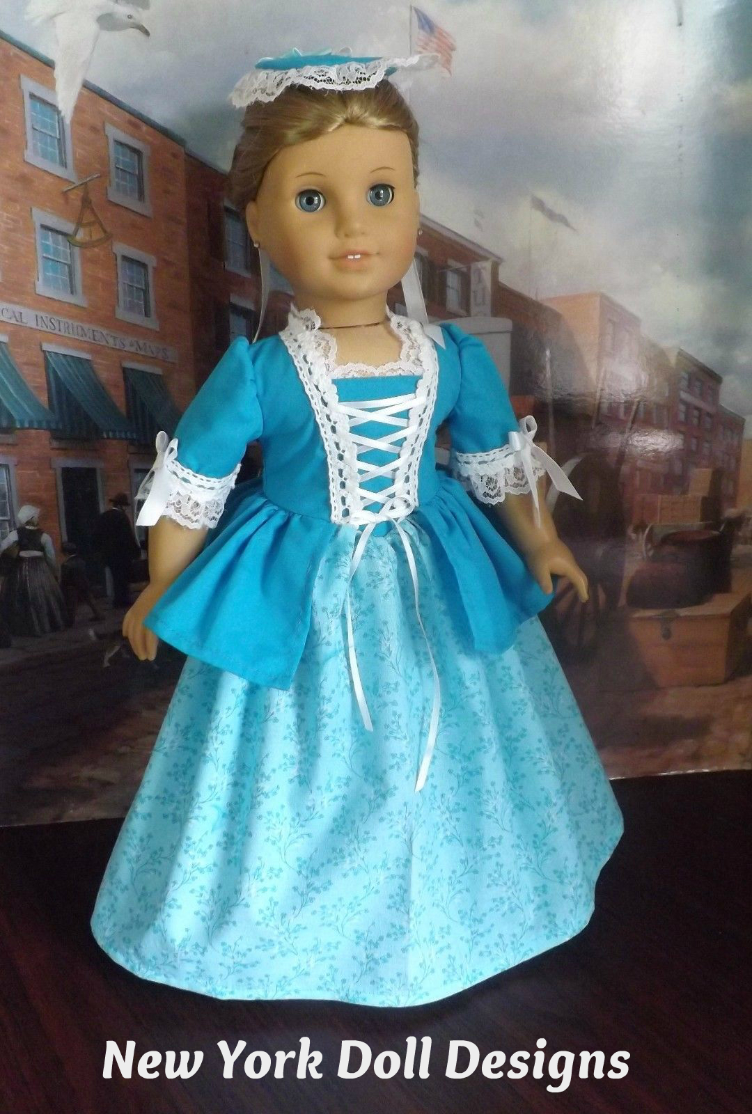 Doll Clothes Patterns By Valspierssews Review Of American: GiGi's Doll And Craft Creations: Featuring Historical Doll