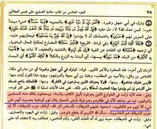 Al Shawi : Wahabi adalah Neo Khawarij darh Hijaz