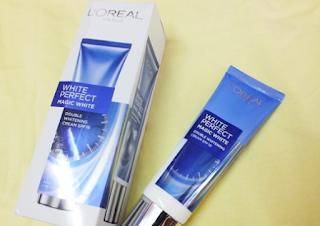 Manfaat L'Oreal Paris White Perfect Magic White Double Whitening Cream