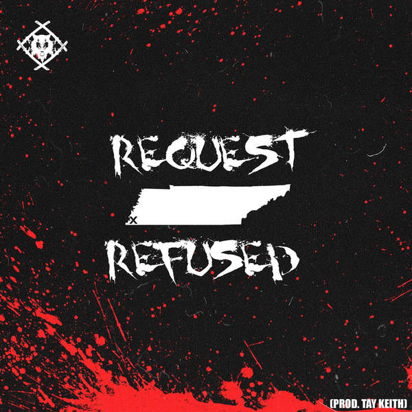 Xavier Wulf - Request Refused - Single Cover